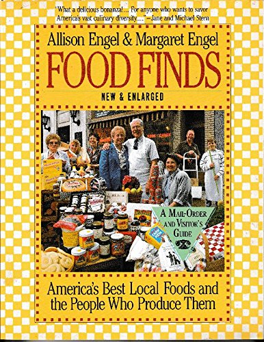 9780060962449: Food Finds: America's Best Local Foods and the People Who Produce Them
