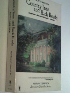 9780060962722: Country Inns and Back Roads: North America