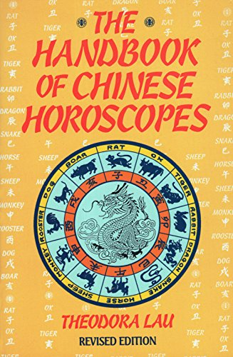 9780060962906: The Handbook of Chinese Horoscopes