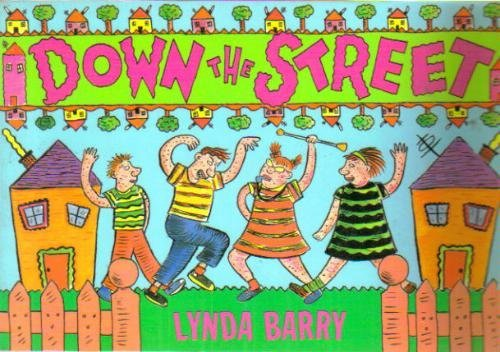 Down the Street: Barry, Lynda