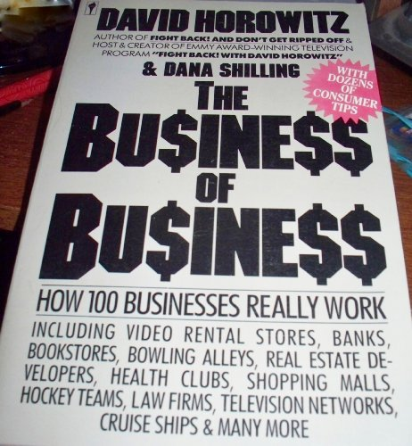 9780060963279: The Business of Business