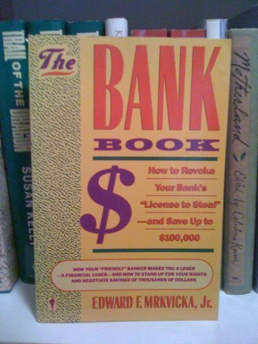 9780060963323: The Bank Book