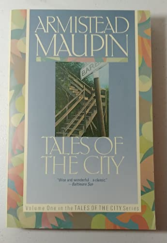 9780060964047: Tales of the City (en anglais)