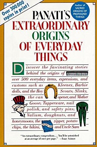 9780060964191: Panati's Extraordinary Origins of Everyday Things