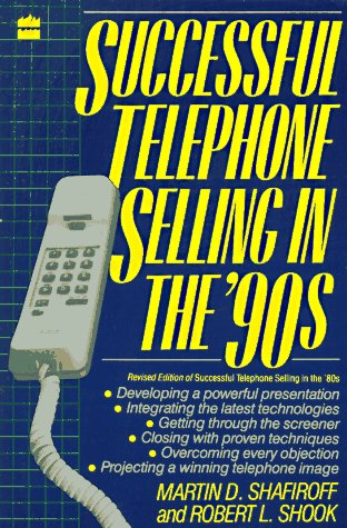 9780060964917: Successful Telephone Selling in the 90's