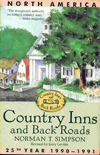 9780060964931: Country Inns and Back Roads, North America, 1990-1991: 25th Year 1990-91