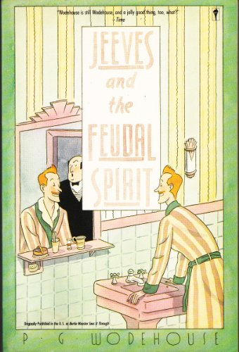 9780060965006: Jeeves and the Feudal Spirit