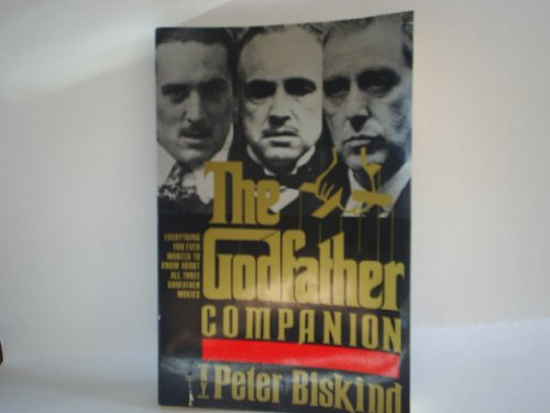 9780060965792: The Godfather Companion: Everything You Ever Wanted to Know About All Three Godfather Films