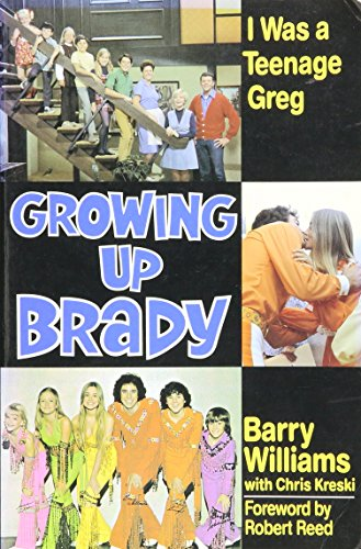 9780060965884: Growing Up Brady
