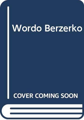 9780060968366: Wordo Berzerko