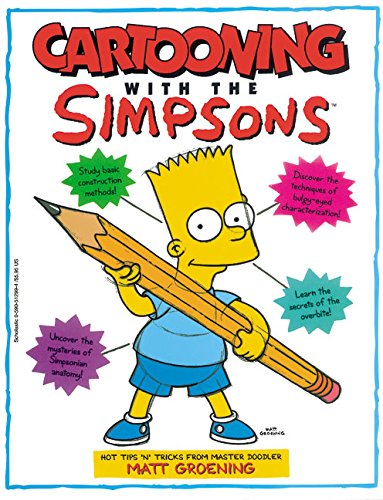 9780060968748: Cartooning with the Simpsons