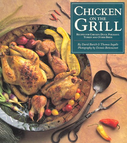 9780060968908: Chicken on the Grill