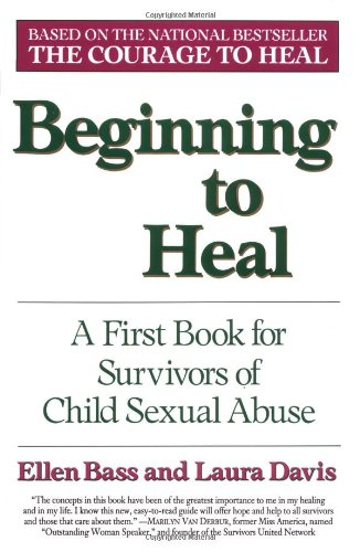 9780060969271: Beginning to Heal: A First Book for Survivors of Child Sexual Abuse