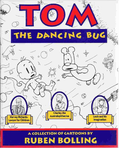 Tom the Dancing Bug: A Collection of Cartoons: Bolling, Ruben