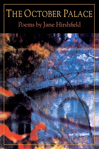 9780060969974: The October Palace: Poems
