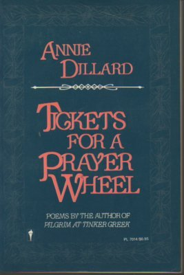9780060970147: Tickets for a prayer wheel: Poems
