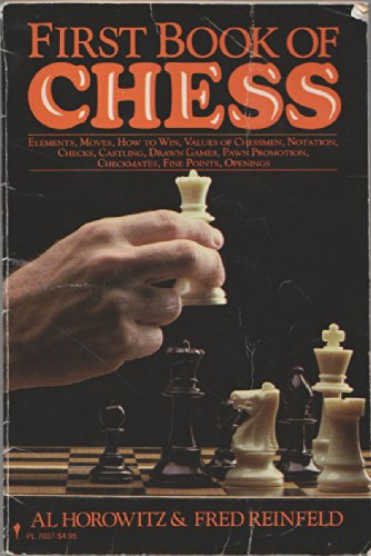 9780060970376: First Book of Chess