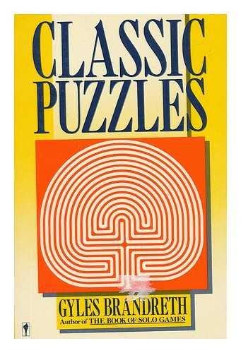 9780060970598: Classic Puzzles