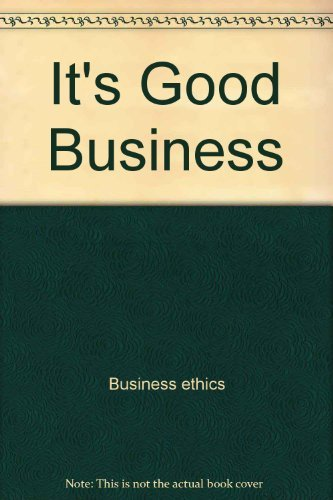 9780060970659: It's good business
