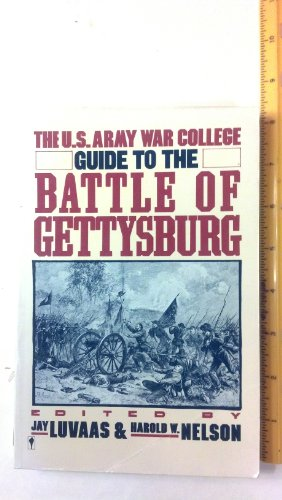 9780060970963: The U.s Army War College Guide to the Battle of Gettysburg