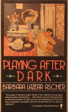 9780060971120: Playing After Dark