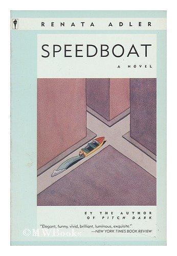 9780060971434: Speedboat