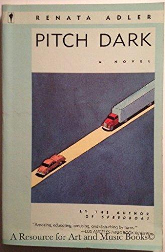 9780060971441: Pitch Dark