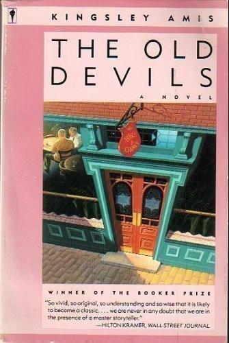 9780060971465: Old Devils: A Novel