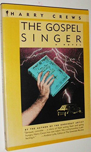 9780060971519: The Gospel Singer: A Novel
