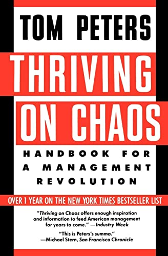 9780060971847: Thriving on Chaos: Handbook for a Management Revolution