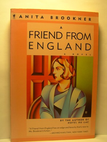 9780060972028: A Friend from England
