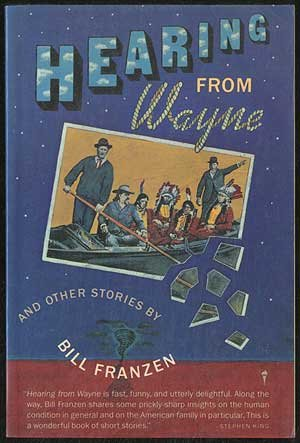 9780060972325: Hearing from Wayne and Other Stories