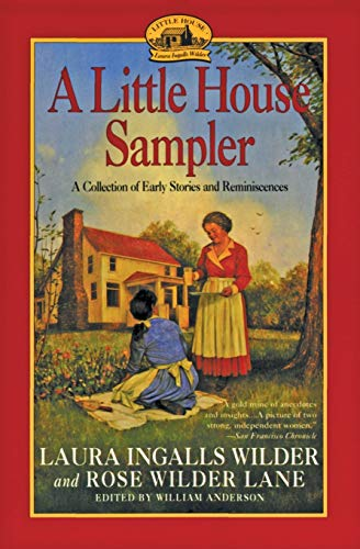 9780060972400: Little House Sampler
