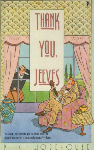 9780060972493: Thank You, Jeeves (A Jeeves and Bertie Novel)