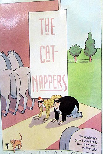 9780060972509: The Cat-Nappers