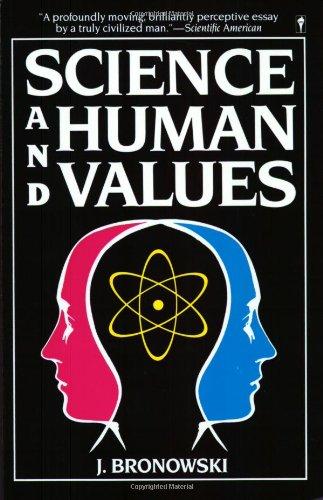 9780060972813: Science & Human Val (Rep)