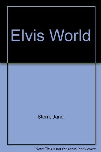 9780060972905: Elvis World