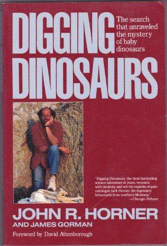 9780060973148: Digging Dinosaurs
