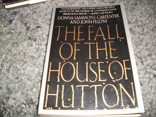 9780060973261: The Fall of the House of Hutton