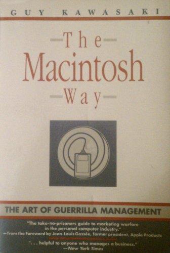 9780060973384: The MacIntosh Way