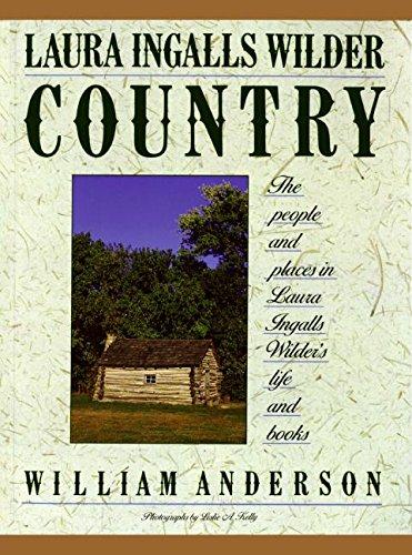 9780060973469: Laura Ingalls Wilder Country