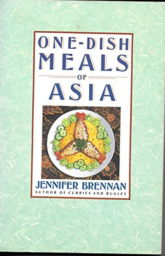 9780060973582: One-Dish Meals of Asia