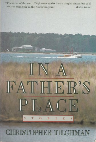 9780060973834: In a Father's Place: Stories