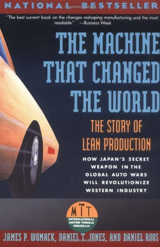 9780060974176: The Machine That Changed the World : The Story of Lean Production