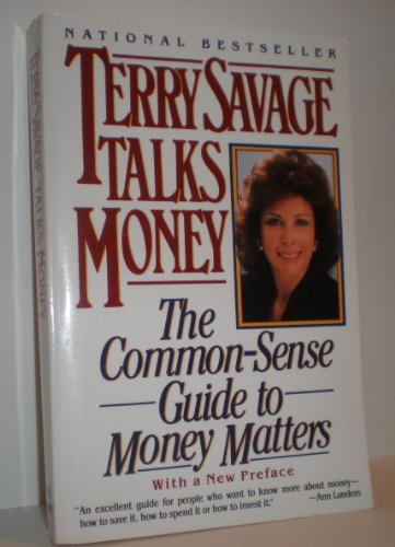 9780060974183: Terry Savage Talks Money: The Common-Sense Guide to Money Matters