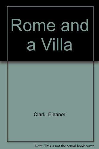 9780060974893: Rome and a Villa