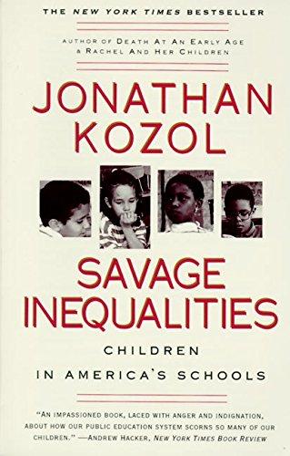 9780060974992: Savage Inequalities: Children in America's Schools
