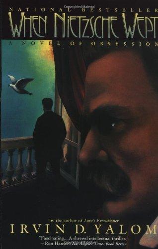 9780060975500: When Nietzsche Wept/a Novel of Obsession