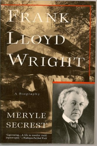 9780060975678: Frank Lloyd Wright: A Biography