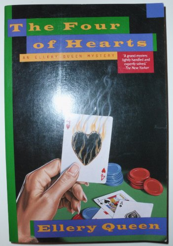 The Four of Hearts : A Problem: Ellery Queen